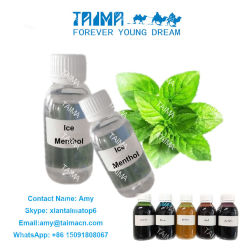 High Quality Concentrated Mint/ Fruit/ Tobacco Flavor for Eliquid Nicotine