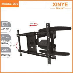 LCD/LED/Plasma TV Wall Mount Bracket for 40-70 Inch