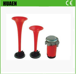 2 Double 135dB Air Horn 12V Compressor Kit Trumpet
