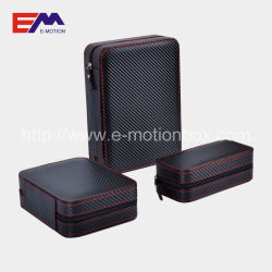 Factory Wholesale High Quality PU Watch Gift Boxes