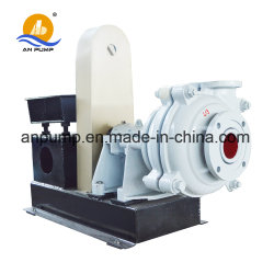 China Good Price Mining Horizontal Belt Driven Slurry 6/4 Type Pump