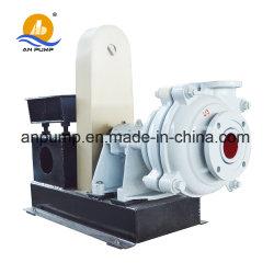 China Good Price Mining Horizontal Belt Driven Slurry Pump 6/4 Type