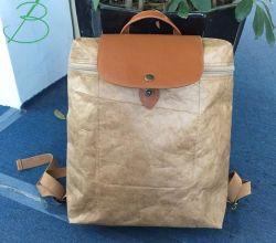 Tyvek Paper Leather Casual Backpack Bag Travel Shoulder Bags