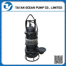 Electric River Use Submersible Sand Slurry Pump