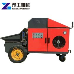 Hot Sales Small Slurry Pump Price Mini Concrete Pump