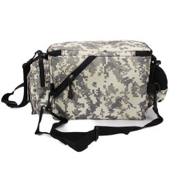 Multi Functional 600d Outdoor Sports Fishing Bag Tackle Bags Waist Pack Lures Fishing Bags