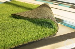 Artificial Turf Garden Decoration for Outdoor Playground Landscape and Sports