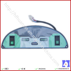 Wholesale LCD Digital Speedometer Auto Meter Instrument Cluster Hxyb-B