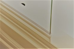 Hr-P010 Lift-off Pivot Swing Bathtub Screen