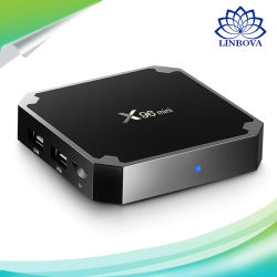 X96 Mini Android TV Box Amlogic S905W Set Top Box Internet Digital Satellite Receiver Smart Media Player