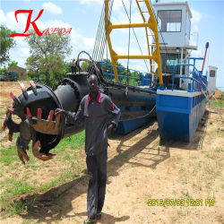 Cutter Suction Sand Dredger/ Dredging Machine
