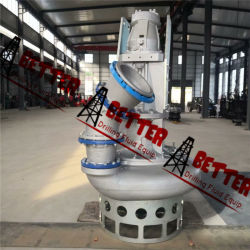 Better Zjq Series Submersible Slurry Pump Hydraulic Driven Made in China Superior Quality