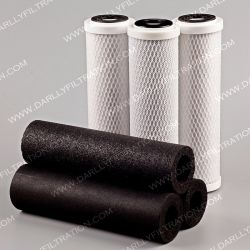 activated carbon filter for water purification