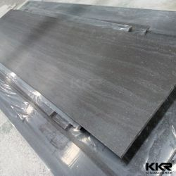 Pure Acrylic Modified Solid Surface Sheets, Decorative Artificial Stone  Slabs For Counter Top