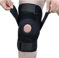 Outdoor Flexible and Elastic Activity Sports Knee Support for Protecting Knee