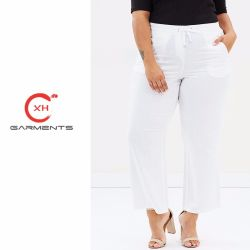 7f0275475287 Xh Garment Plus Size Linen Pants
