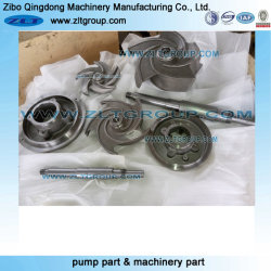 ANSI Chemical Centrifugal Goulds 3196 Pump Casting Parts