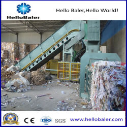 Automatic Balers for Old Paper Scrap Baling Machine