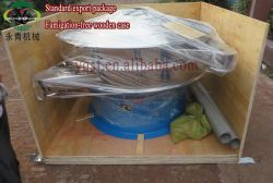 Stardard Industrial Ceramic Slurry Powder Vibrating Sieve for Kaolin Brick Clay (XZS1000)