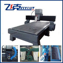 Vacuum Table High Stability with Dust Collector Wood CNC Router