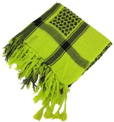 Blending Checked Shemagh Arab Scarf