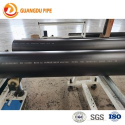 Top Quality PE Steel Wire Mesh Underground Gas Supply Pipe / HDPE Reinforced Pipe
