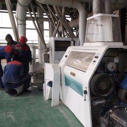 Maize Wheat Flour Mill Pneumatic Roller Mill