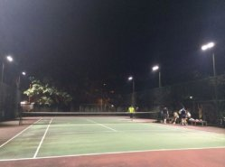 LED Indoor Tennis Sports Flood Lighting 200W Stadium Light Floodlight