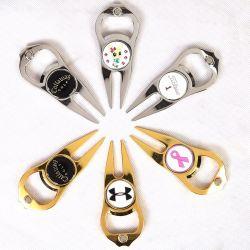 Wholesale Magnetic Golf Ball Marker Divot Tool