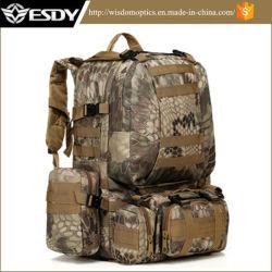 Outdoor Sports Hiking Rucksacks Bag Tactical Molle Assault Combination Backpack