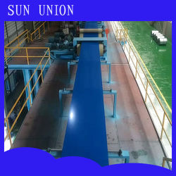 china color coating line color coating line manufacturers