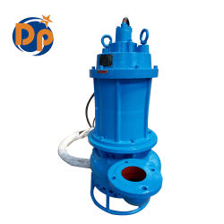 Electric Sand Dredge Submersible Slurry Pump with Long Service Time, Vertical Slurry Pump