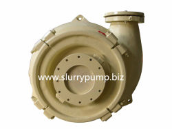 12 Inch River Suction Centrifugal Sand Slurry Pump