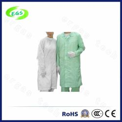 Polyester Anti-Static/ESD Overcoat/Smock for Factory & Lab (EGS-PP18)