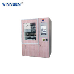 Sports Products Vending Machine Kiosk for Teenagers in Shopping Mall