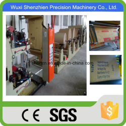 Automatic Cement Kraft Paper Bag Production Line