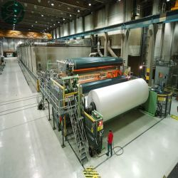 50ton Per Day Tissue Paper Machine for Paper Mill