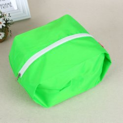 Promotional Polyester Zip Lock Bag, Zipper Pouch, Gift Packaging Bag