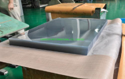 Better Price Milk White Clear PETG Plastic Film Rigid Roll for Packaging
