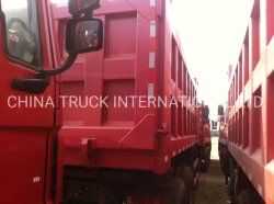 Sinotruk HOWO 6X4 Good Condition of Used and New Dump or Tipper Truck