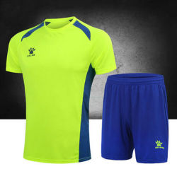 OEM Manufacturer Slim Fitness Jersey Customize Hotsale Logo Sportswear Workout Factory Football Jogging Running Shorts Trousers Quick Dry T Shirt Polyester