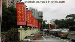 Flying Feather Tear Drop Beach Advertising Promotional PVC Polyester Banner Water Base Flag Pole