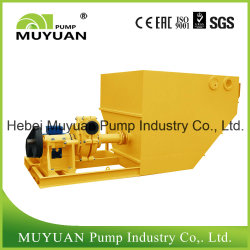 High Efficiency Chrome Mine Mineral Slurry Delivery Slurry Pump