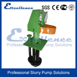 Vertical Centrifugal Slurry Pumps (EVR-65Q)