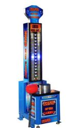 Coin-Operated Sport Game Boxing Machine Boxer