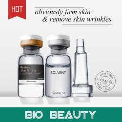 Makeup Face Use Skin Rejuvenation Anti Wrinkle Cream Remove Crow's Feet Stretch Marks Forehead and Neck Wrinkles Protein Skin Firming Lyophilized Powder