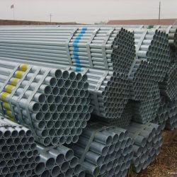 Round Hot DIP Galvanized Steel Pipe