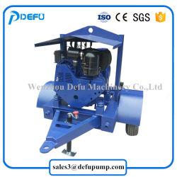 Sewage Oil Transfer Pump Diesel Engine Self Priming Pump