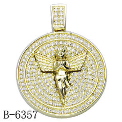 China iced out pendant iced out pendant manufacturers suppliers wholesale western jewelry 925 sterling silver hip hop iced out rapper diamond pendants for men aloadofball Choice Image