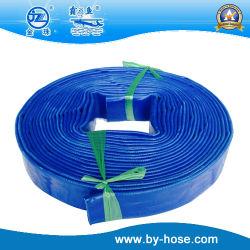 Bayu Plastic Coated Farm Irrigation PVC Flexible Pipe